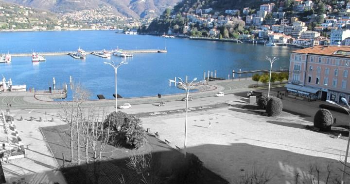 Comune di Como: Paratie al 98%