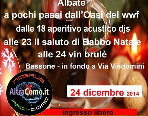 24 dicembre/ Arci Fest