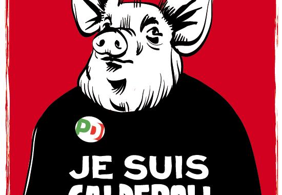 Il Pd europeo contro l'assoluzione incivile di Calderoli
