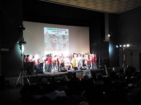 Una proposta di Pace/ Baule dei suoni, Baby Boomers, Sipario, Mino Di Martino