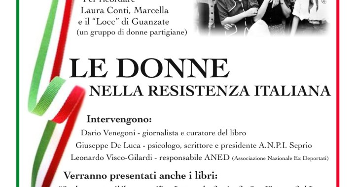 4 giugno/ Le donne nella Resistenza italiana
