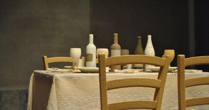 A tavola con la 25ma Miniartextil a Como e a Cernobbio