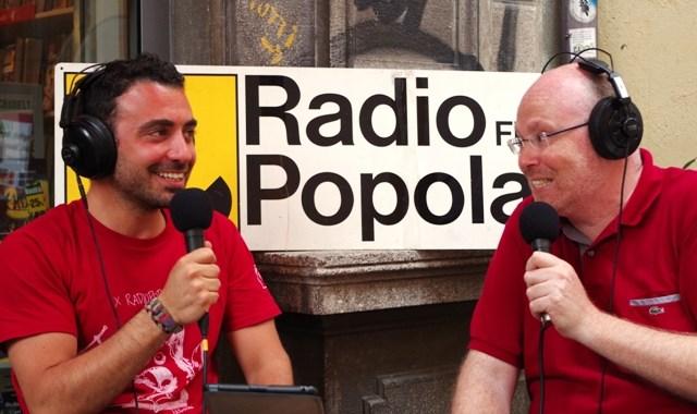 Video/ La Radio Popolare comasca