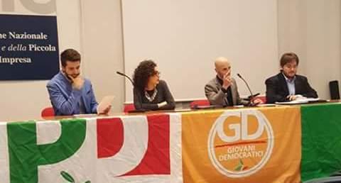 Congresso dei Giovani democratici della provincia di Como