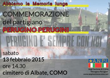 13 febbraio/ Commemoriazione di Perugino Perugini