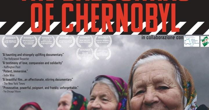12 maggio/ The babushkas of Chernobyl al Politecnico