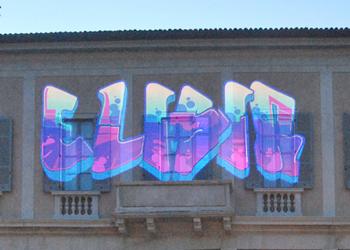 L'amore e l'elisir in versione graffiti