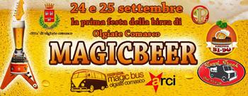 24 e 25 settembre/ Magic Beer