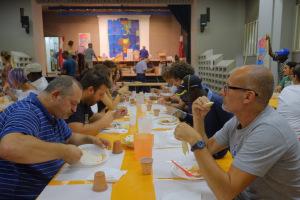 23 marzo/Reunion della mensa di Sant'Eusebio e cena solidale