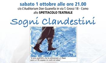 1 ottobre/ Sogni Clandestini