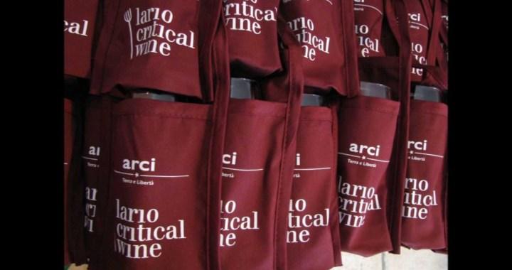 23 ottobre/ Lario Critical Wine a Moltrasio