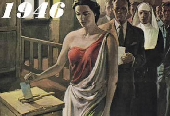 11 novembre/ 70 anni di donne che votano
