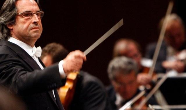 Musica e Palestina: il maestro Muti a Tel Aviv