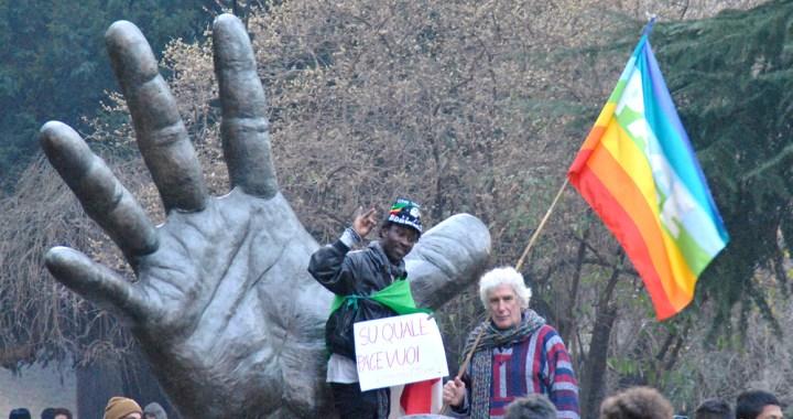Marcia della Pace/ Dall'Astra a San Giovanni