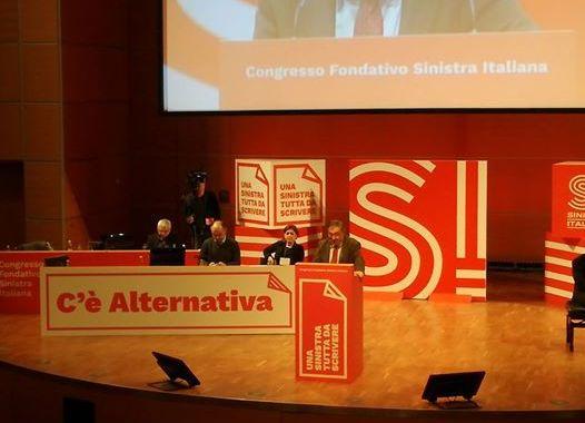 Raffaele Mantegazza al Congresso di Si parte da Gianni, giovane attivista in provincia di Como