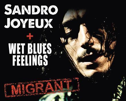 16 marzo/ Migrant: Sandro Joyeux e Weet Bleus Feelings per i Bambini di Ornella