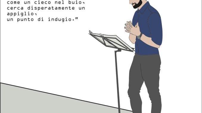 """29 aprile / Antonio Roma presenta """"Oggi è un bel giorno"""" alla Libreria di Montano Lucino"""