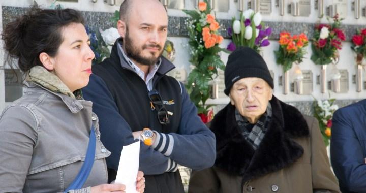25 aprile/ Arciwebtv/ Porta un fiore al Partigiano