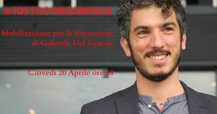 20 aprile/ Liberare Gabriele