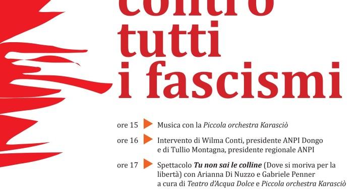 27 Maggio/ A Dongo contro tutti i fascismi