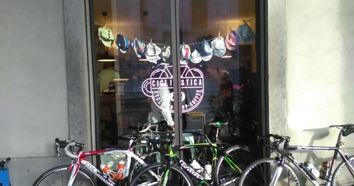 Sulle strade del Giro di Lombardia
