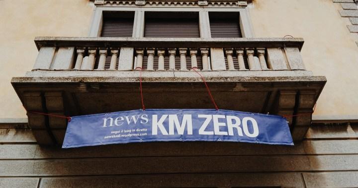 Cerchiamo fotografi, video reporter e giornalisti per News km zero a L'isola
