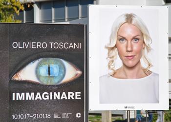 Comunicazione/ Una mostra fluida per Oliviero Toscani a Chiasso