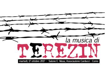 """La musica di Terezín: """"La farfalla risorta"""""""