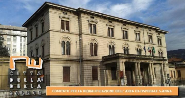 La Cittadella della salute da Alessandra Locatelli