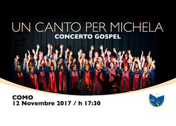 12 novembre/ Un canto per Michela