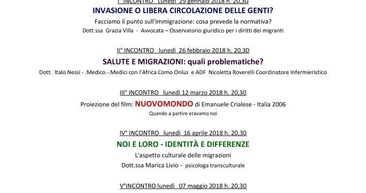 31 marzo/ Arciwebtv/ Invasione o libera circolazione?