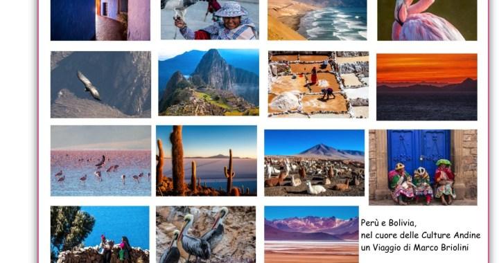 5 febbraio/ Perù e Bolivia: nel cuore delle culture andine