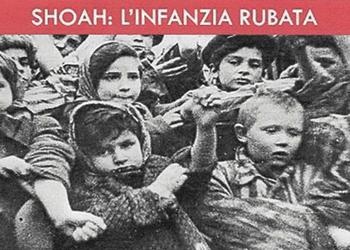 """19-28 gennaio/ Uggiate Trevano/ Mostra """"Shoah: l'infanzia rubata""""; serate tematiche sulla Shoah (20 e 27 gennaio)"""