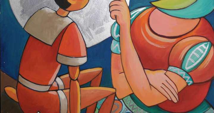 """10 febbraio – 1 aprile/  """"Pinocchio"""" di Ettore Antonini in mostra al Chiostrino Artificio"""