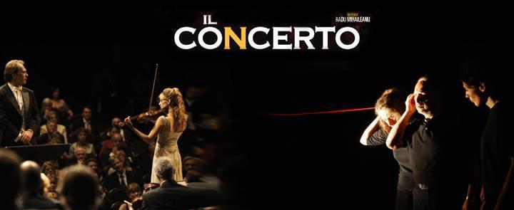 """20 marzo/ Teatroincinema: """"Il concerto"""" allo Spazio Gloria con TeatroGruppo popolare"""