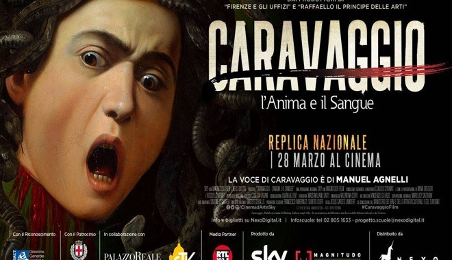 28 marzo/ Caravaggio l'anima e il sangue
