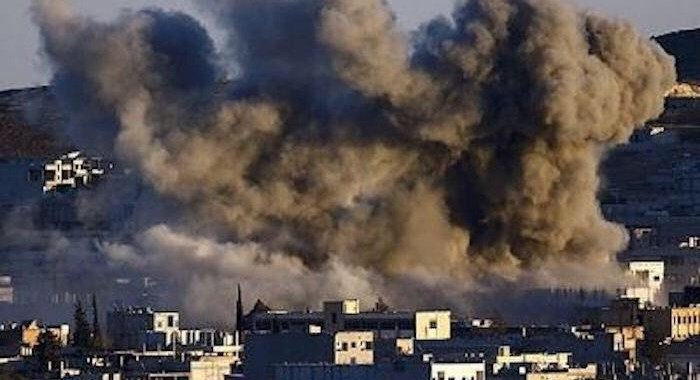 Arci nazionale/ Fermare il massacro ad Afrin