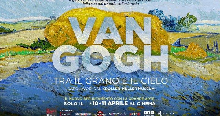 10 e 11 aprile/ Van Gogh. Tra il grano e il cielo allo Spazio Gloria
