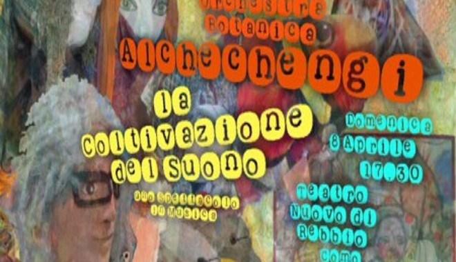 """8 aprile/ Presentazione libro """"La coltivazione del suono"""""""