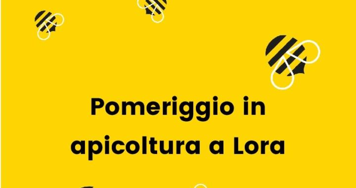 6 giugno: pomeriggio in apicoltura a Lora