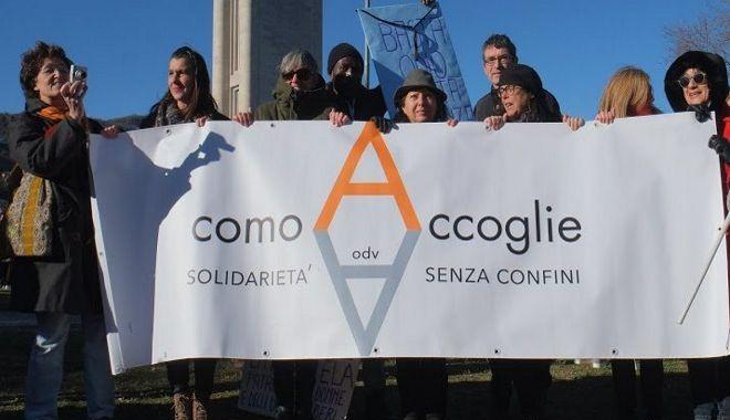 Como accoglie/ Ottimismo sul dialogo con il Comune e solidarietà con Fabrizio Baggi