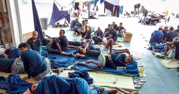 L'Arci contro il governoper il trattenimento illegittimo dei 150 migranti della Diciotti