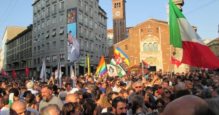 L'Europa senza muri e senza Salvini e Orban parte da Milano