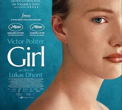 """25 ottobre – 9 novembre/ """"Girl"""" allo Spazio Gloria"""
