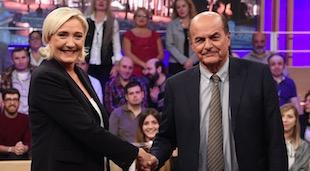 Sovranismo e nazionalismo. Le Pen e Bersani