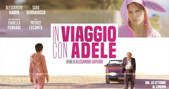 """1 –  novembre/ """"In viaggio con Adele"""" allo Spazio Gloria"""