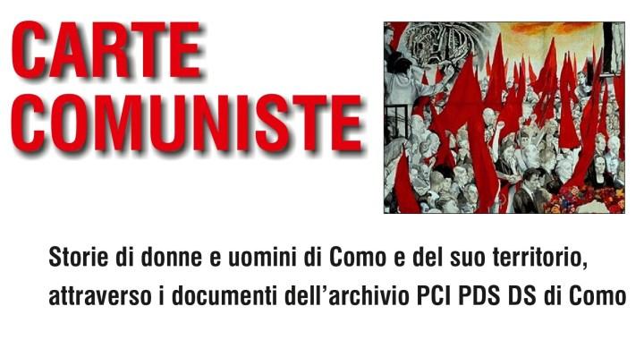 16 novembre: carte comuniste