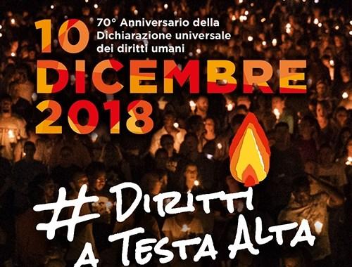 10 dicembre/ #Diritti a testa alta