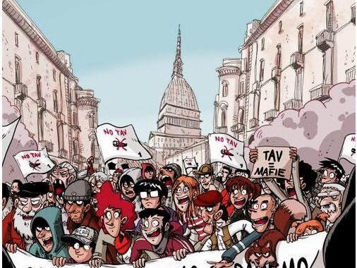 8 dicembre a Torino, dalla parte giusta. Un appello