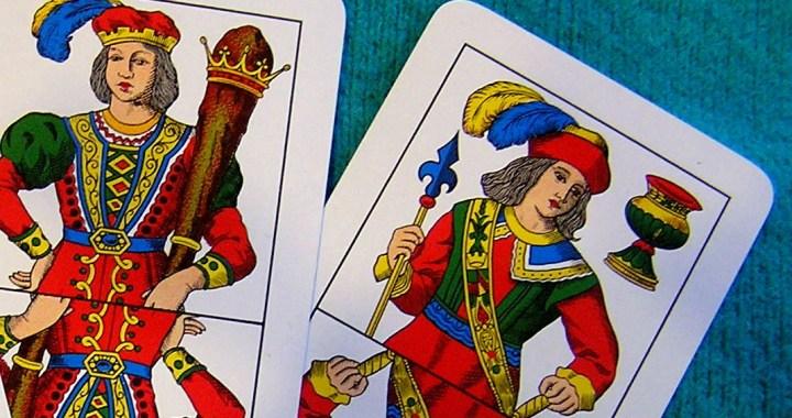 Il gioco delle due carte